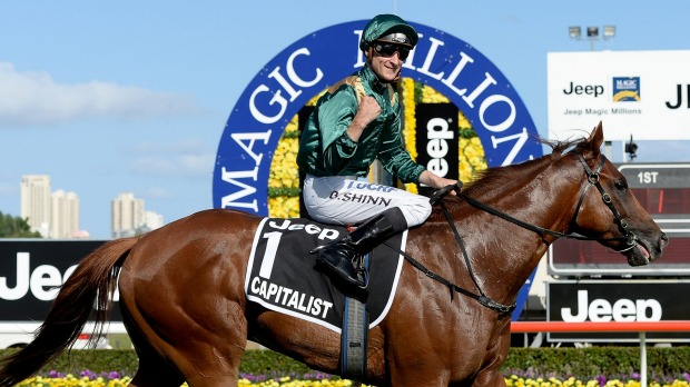 Capitalist-magic millions